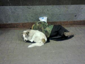 """Так живёт """"независимый"""" народ Украины"""