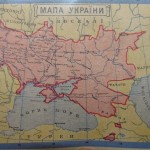 карта украинских земель
