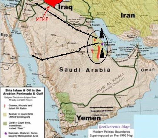 шииты саудовской аравии