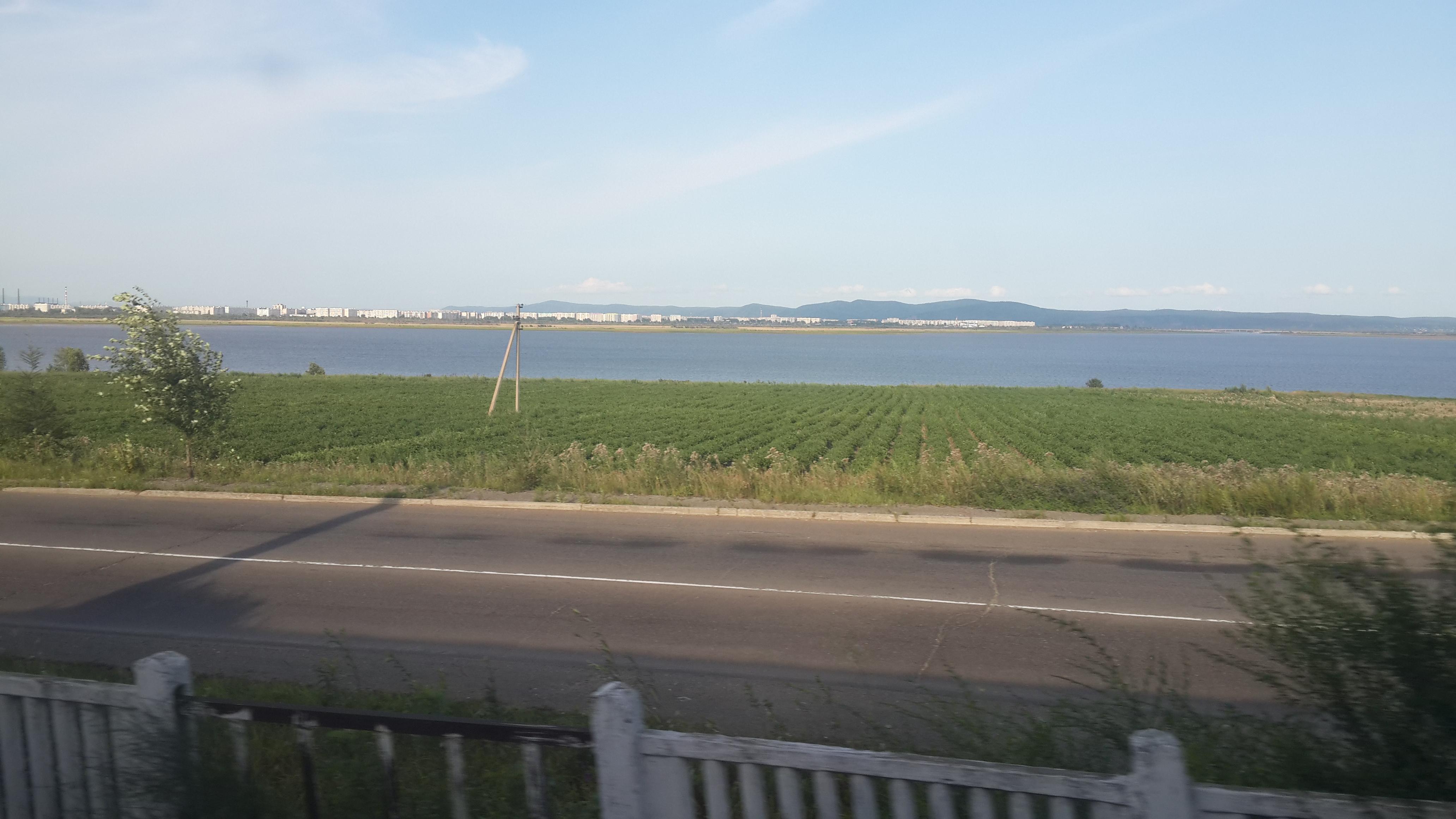 Комсомольск на горизонте