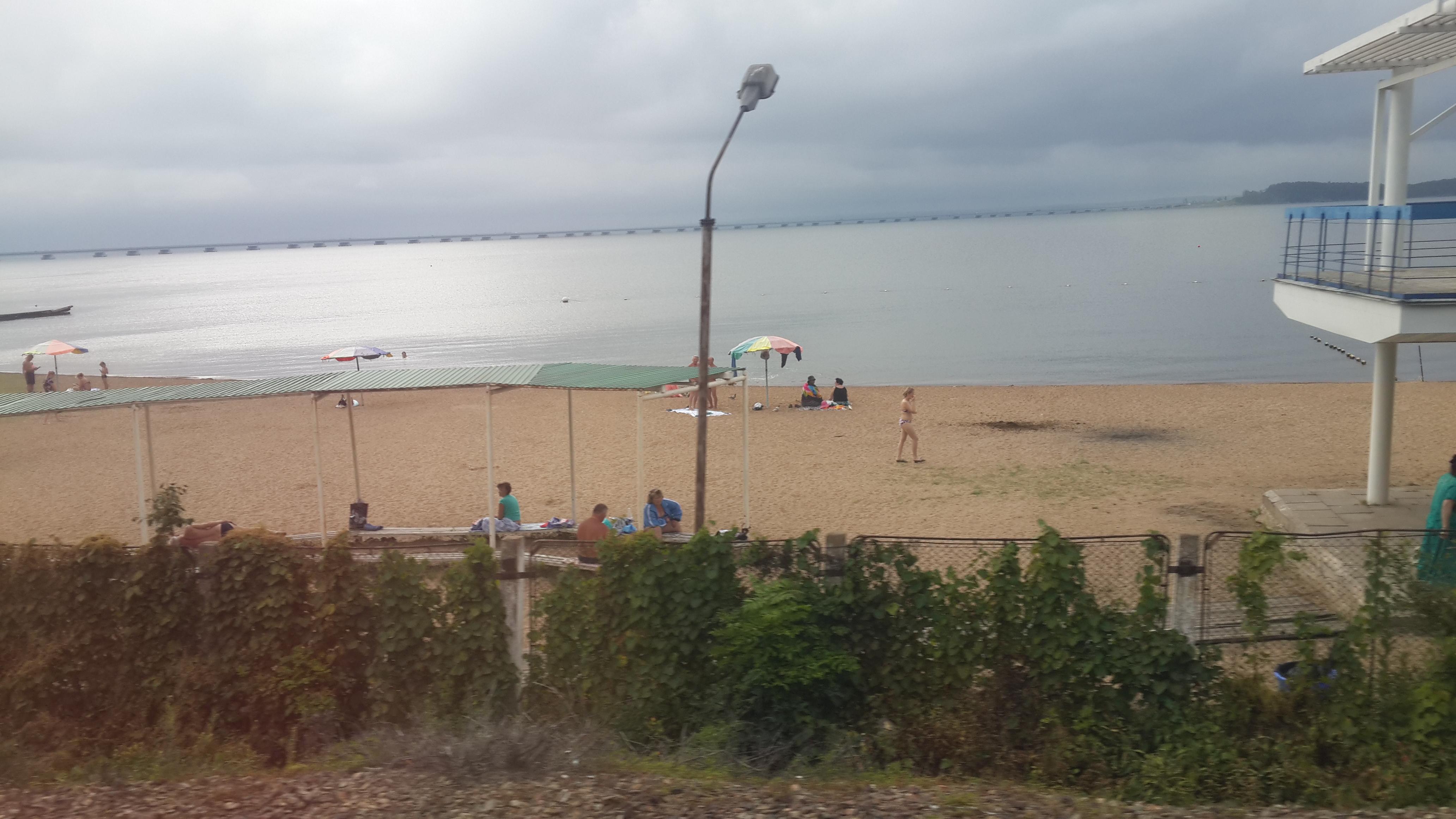 нелучшие пляжи Приморья
