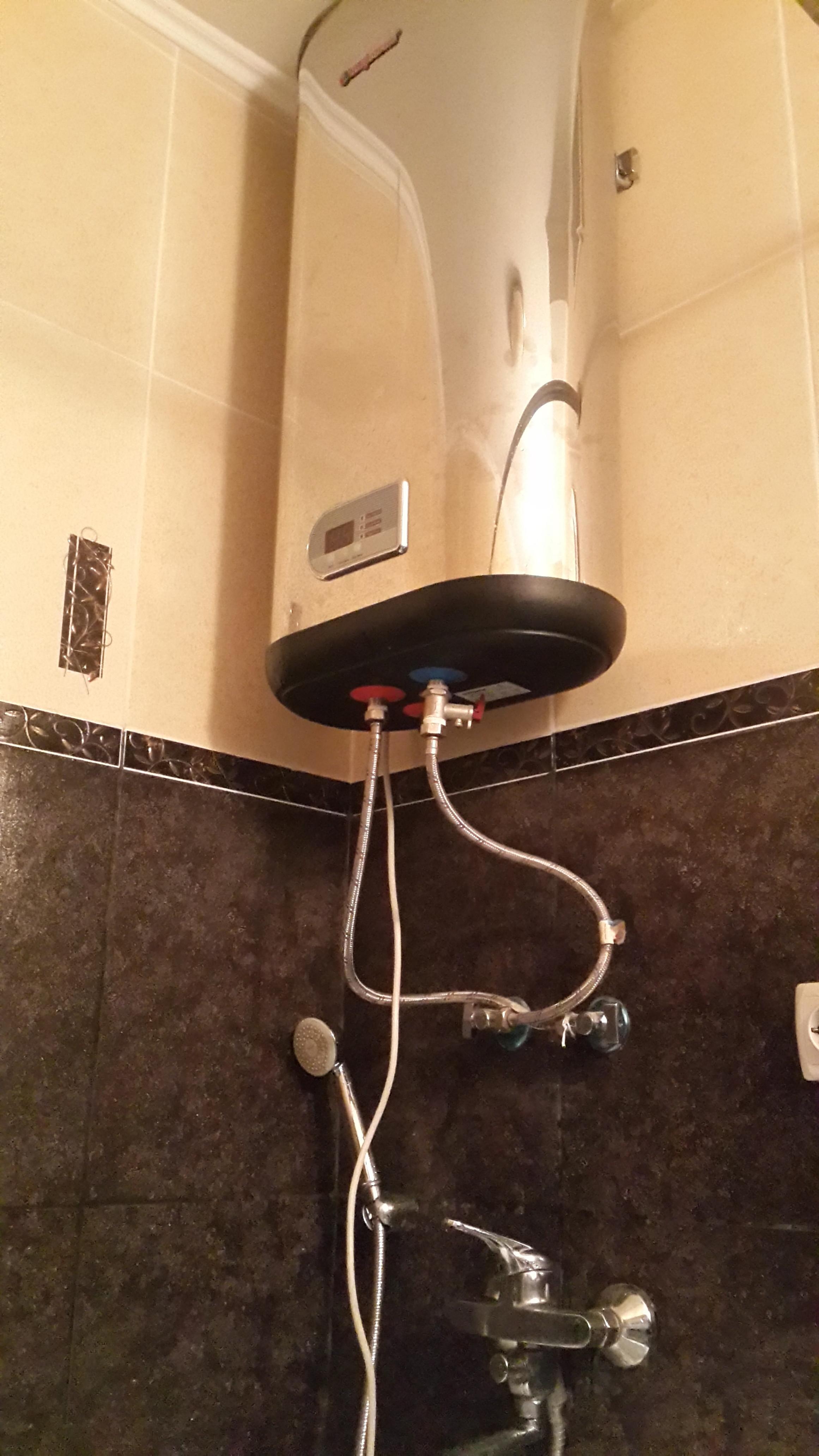 ванная комната у сестры