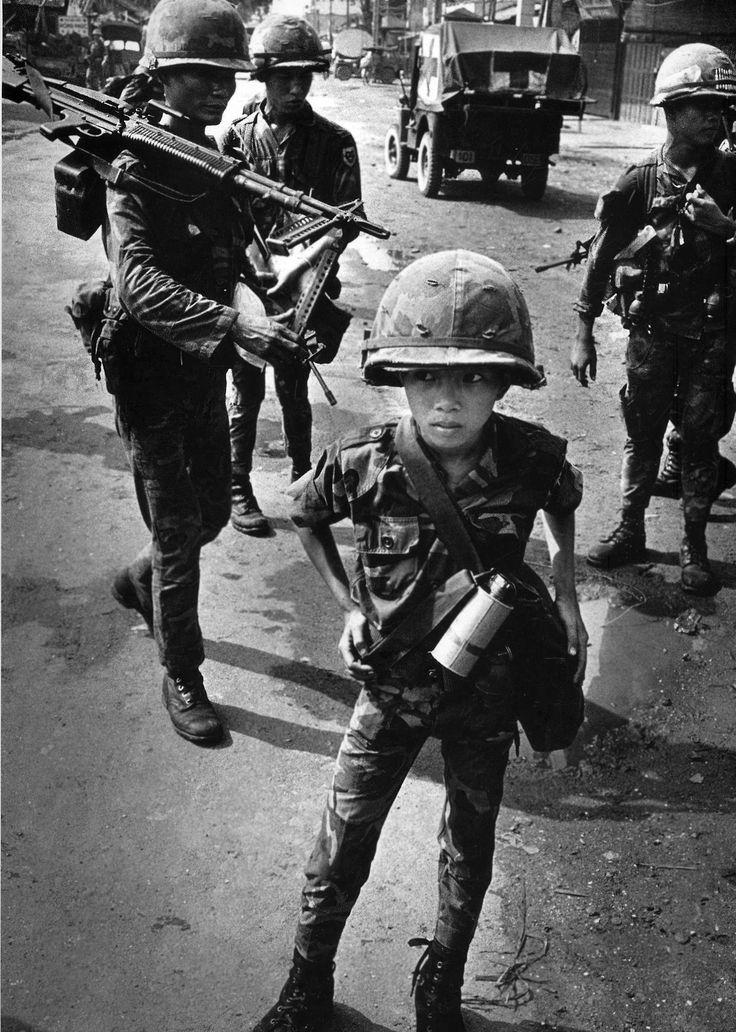 детей-солдат использовали обе стороны
