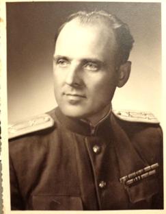Прадед Вольфа Иван